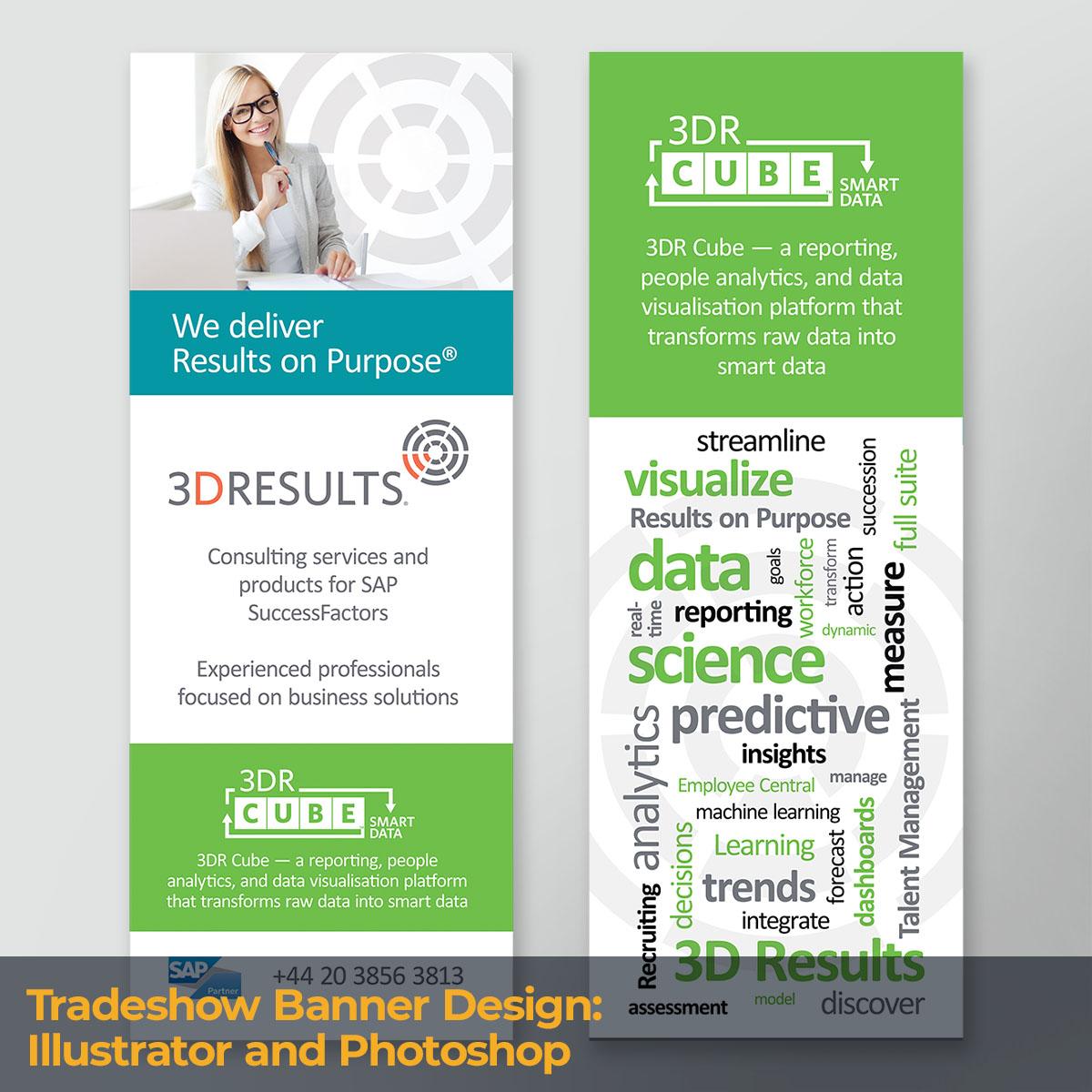 Tradeshow Banner Design 2